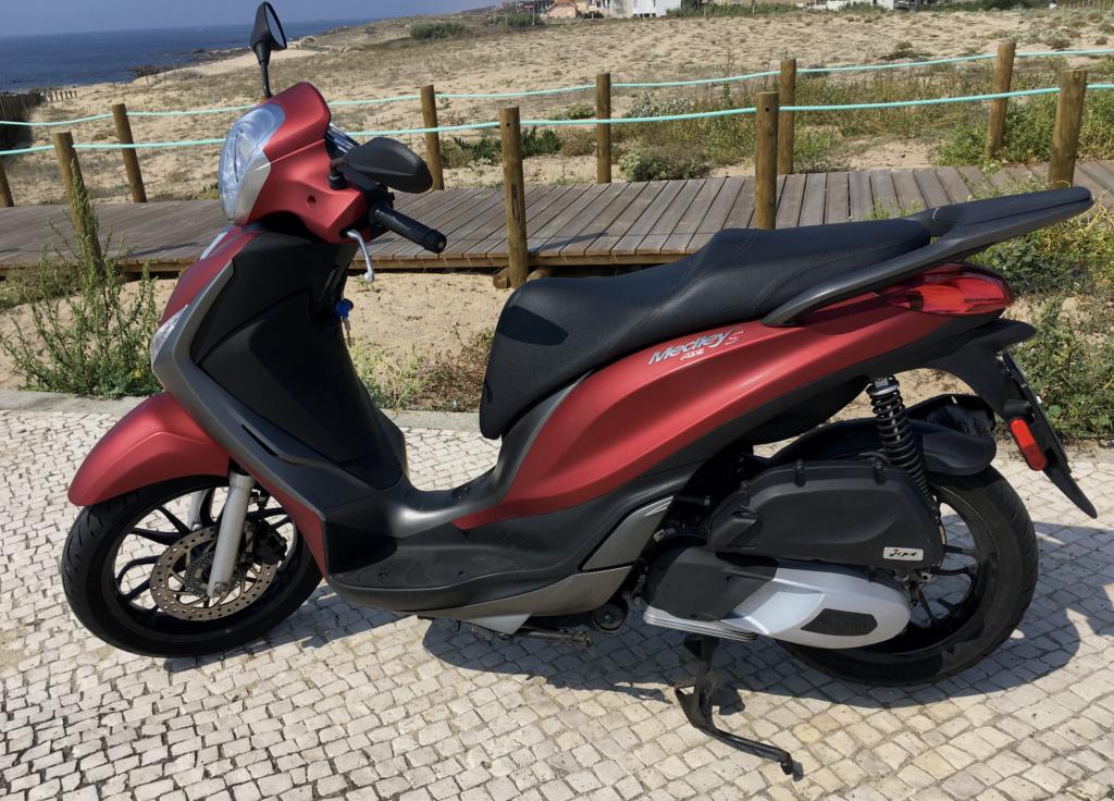 Vendo Piaggio Medley 125 S ABS Captur10