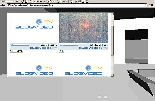 webcam in vrml Blogvi10