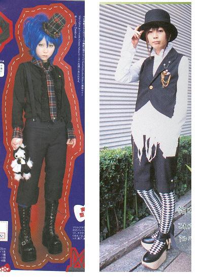 Lolita fashion Qq14