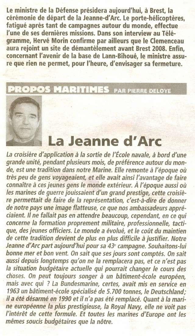 JEANNE D'ARC (PH) - VOLUME 1 - Page 20 Numeri22