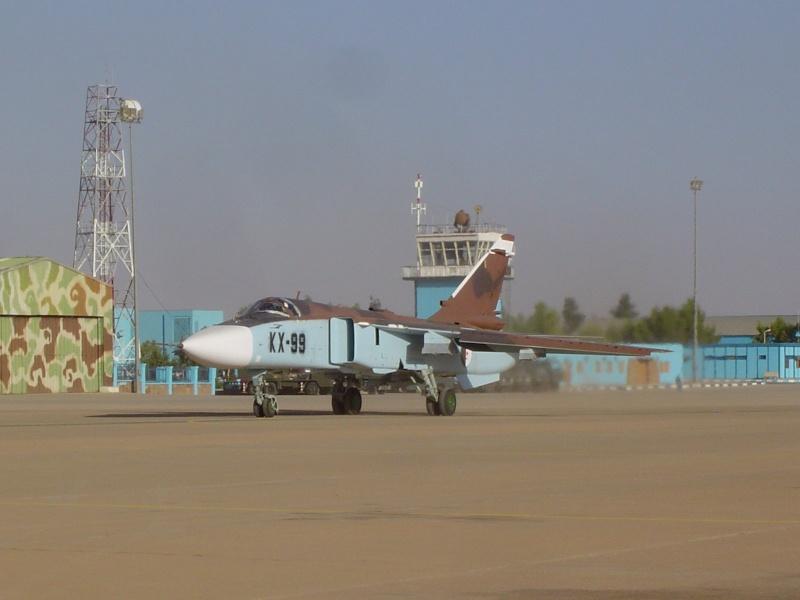 الطائرة المقاتلة المتعددة المهام السو-24  (SU – 24 (Sukhoi Su-24k10