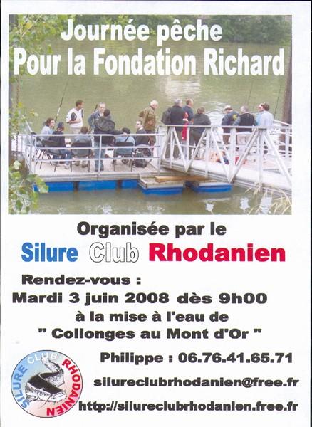 Journée pêche pour des enfants à mobilité réduite Fondat10