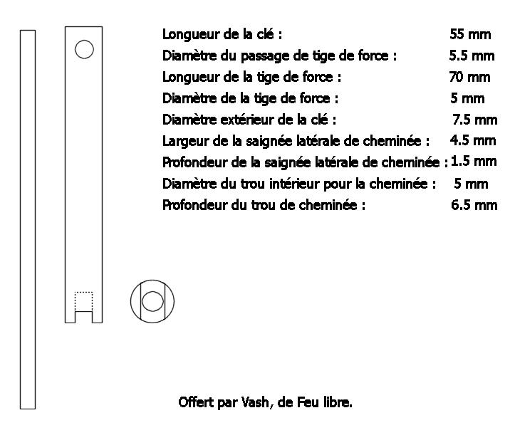 Taille cheminées, cal .36 Clchem10