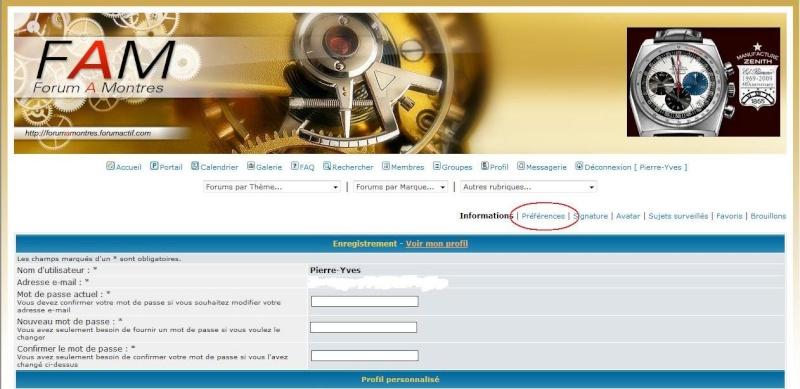 Info Forumamontres / Bien utiliser les fonctionnalités du forum/ Désinscription Date210
