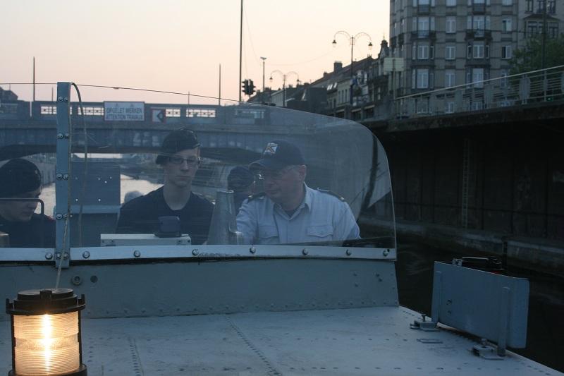 navigation avec le Sambre le 30-04 et 01-05-2011 Sambre29