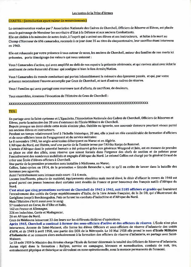 Dossier de Presse: Cérémonie INVALIDES Cherchell Ecole oubliée 8/10/10 Cherch20