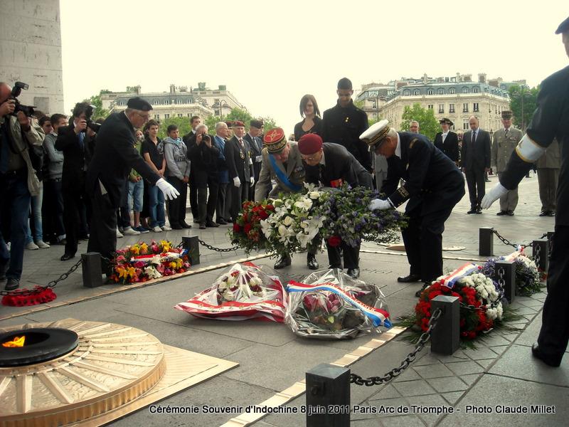 8 juin 2011 Cérémonie du Souvenir des Morts d'Indochine dans toute la France Dscn1610