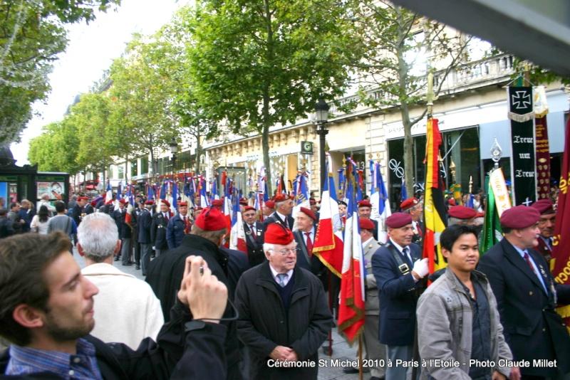 Cérémonie 2010 St MICHEL Archange Saint patron des parachutistes - UNP -Union Nationale Parachutistes - 2 octobre 2010 Img_8816
