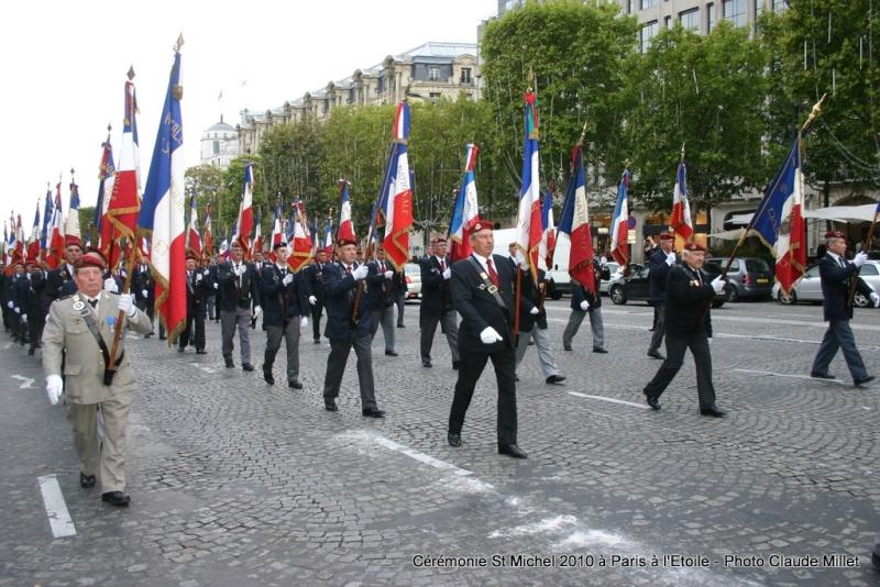 Cérémonie 2010 St MICHEL Archange Saint patron des parachutistes - UNP -Union Nationale Parachutistes - 2 octobre 2010 Img_8819