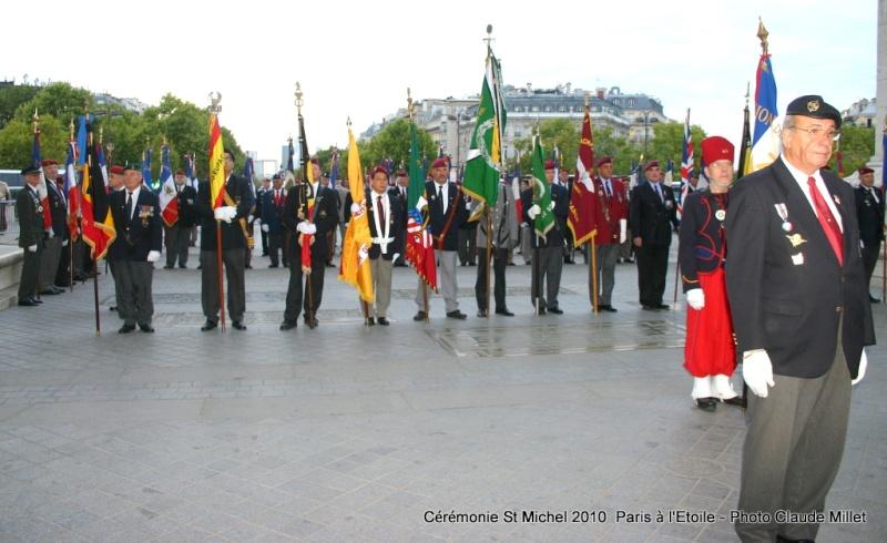 Cérémonie 2010 St MICHEL Archange Saint patron des parachutistes - UNP -Union Nationale Parachutistes - 2 octobre 2010 Img_8913