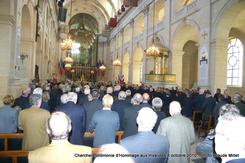 CHERCHELL CEREMONIE RELIGIEUSE St Louis des INVALIDES 8 octobre 2010 Img_9111