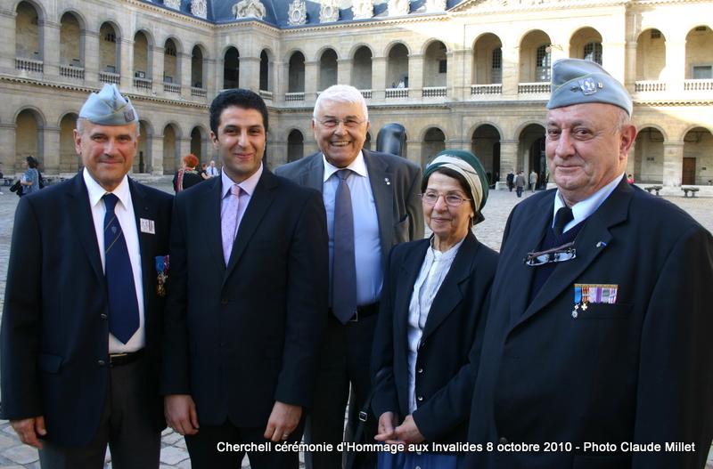 CHERCHELL Esprit de cohésion entre Cherchelliens - INVALIDES 8 octobre 2010 Img_9311