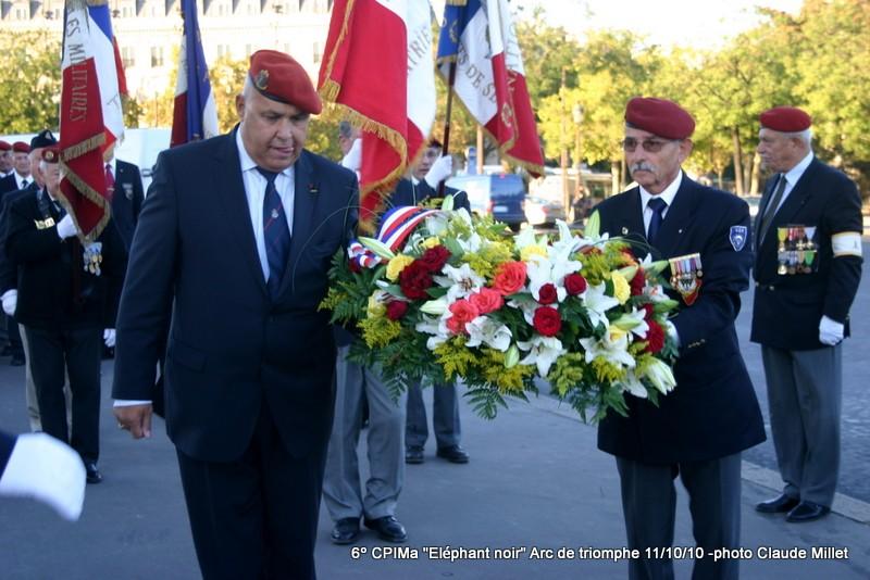 TCHAD - BEDO- 11octobre 1970 - Les 12 parachutistes tombés au Champ d'Honneur  Img_9317