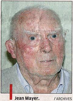 Jean Mayer, une Vielle Suspente tretsoise -brevet n°629- nous a quitté Mayer_10