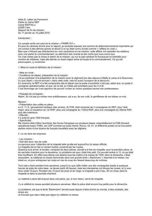"""un """"padre"""" catholique dénonce la """"déférence"""" envers l'Islam au sein de l'armée française - Page 3 Padre_10"""