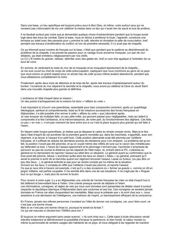 """un """"padre"""" catholique dénonce la """"déférence"""" envers l'Islam au sein de l'armée française - Page 3 Padre_11"""