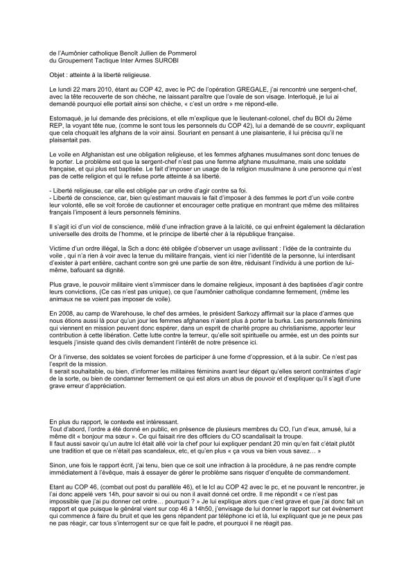 """un """"padre"""" catholique dénonce la """"déférence"""" envers l'Islam au sein de l'armée française - Page 3 Padre_16"""