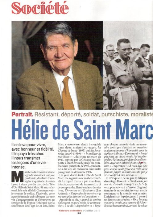 DE SAINT MARC Hélie  - Commandant - LA TRAGEDIE DU CHEF DE GUERRE - Page 2 Saint_19