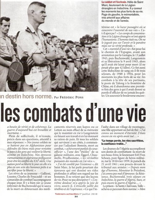 DE SAINT MARC Hélie  - Commandant - LA TRAGEDIE DU CHEF DE GUERRE - Page 2 Saint_20