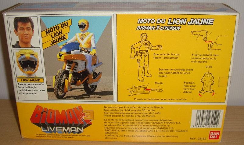 """Liveman (""""Bioman 3"""" en France) - Page 2 Dsc03614"""