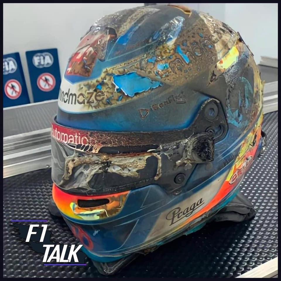 L'accident de Grosjean et ses suites - Page 9 09705a10