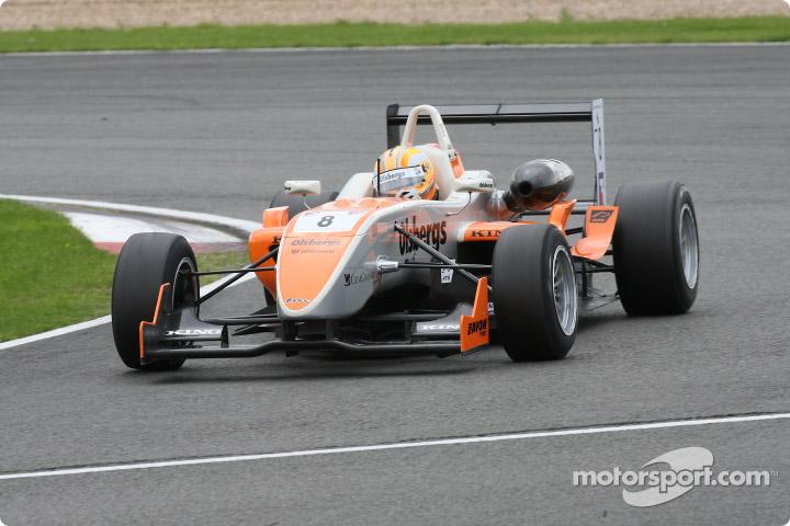 [GP2] Marcus Ericsson Fortec10