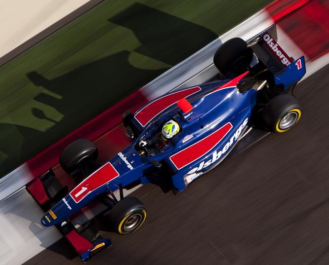 [GP2] Marcus Ericsson Isport10