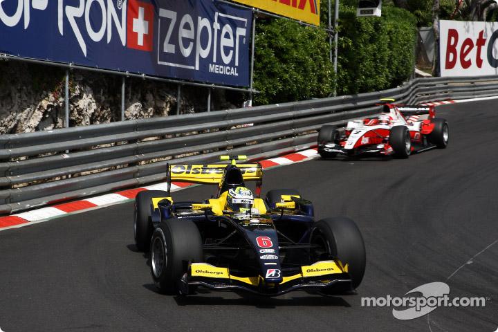 [GP2] Marcus Ericsson Super_11