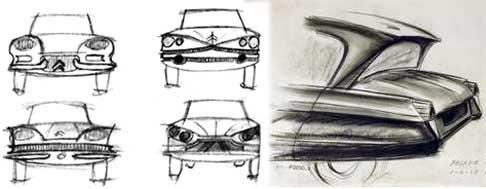 [INFORMATION] Les designers Citroën Ami6-e10