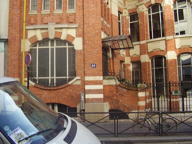 la rue Rébeval P2220112