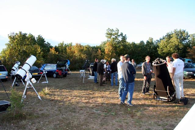 Rencontres RAAGSO du 9 au 12 septembre 2010 Img_9012