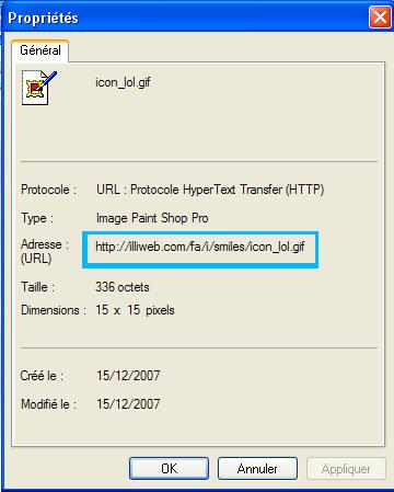 Installer un avatar ou une signature. Z13