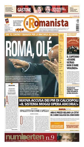 Il Romanista © - Page 39 Rm161210