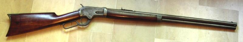 La famille carabines western Burges10