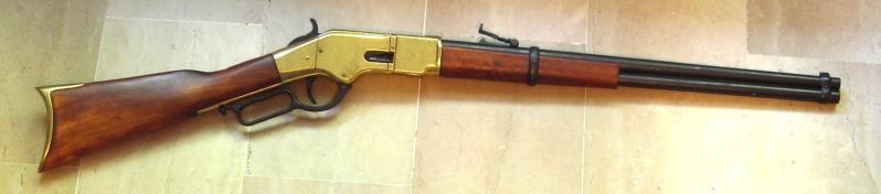 La famille carabines western Denix_10