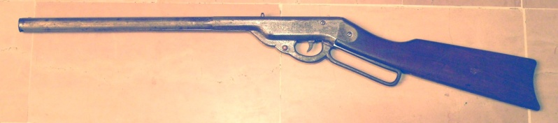 La famille carabines western Markha10