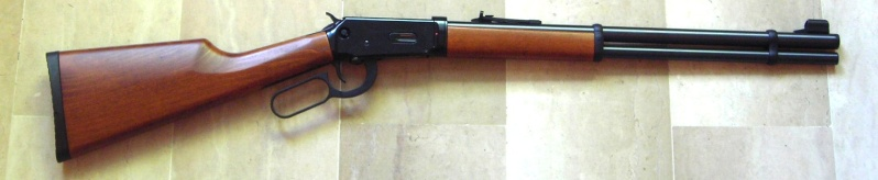 La famille carabines western Walthe10