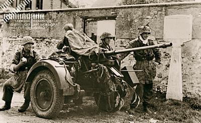 le canon de 20mm Flak3010