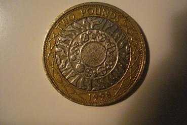 Gran Bretaña, 2 Libras, 1998 Carlos11