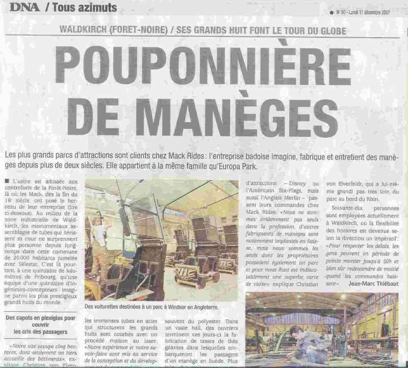 Europa Park dans la presse Mr10