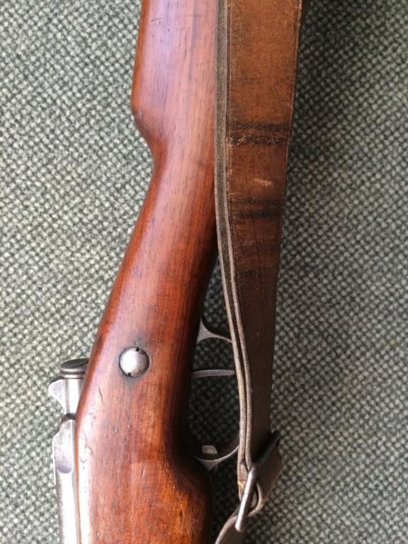 le mousqueton de cavalerie Berthier qui n'existe pas 381e6110