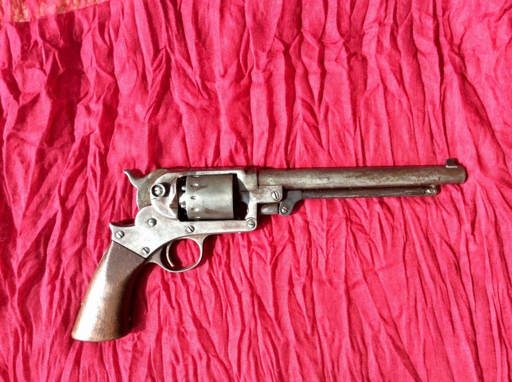 Revolver Starr 1863 62329f10