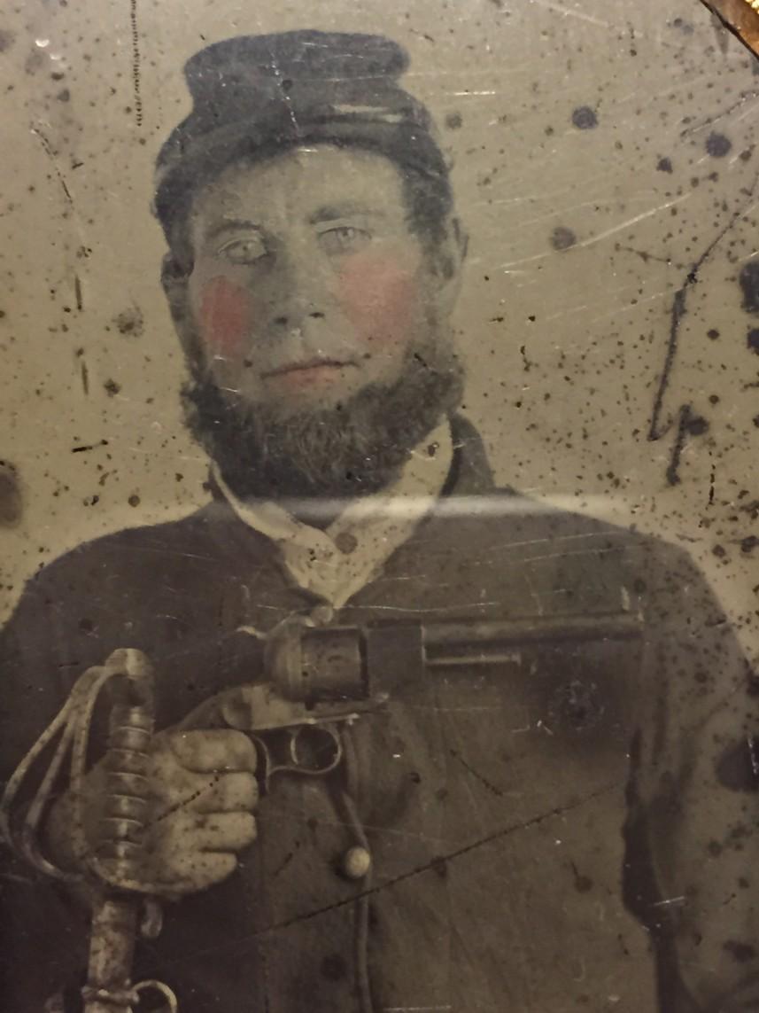 LeFaucheux 1854 Civil War A368b210