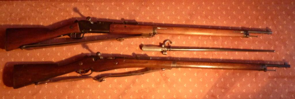 Photos des Fusil Lebel 1886 M 93 Lebel113