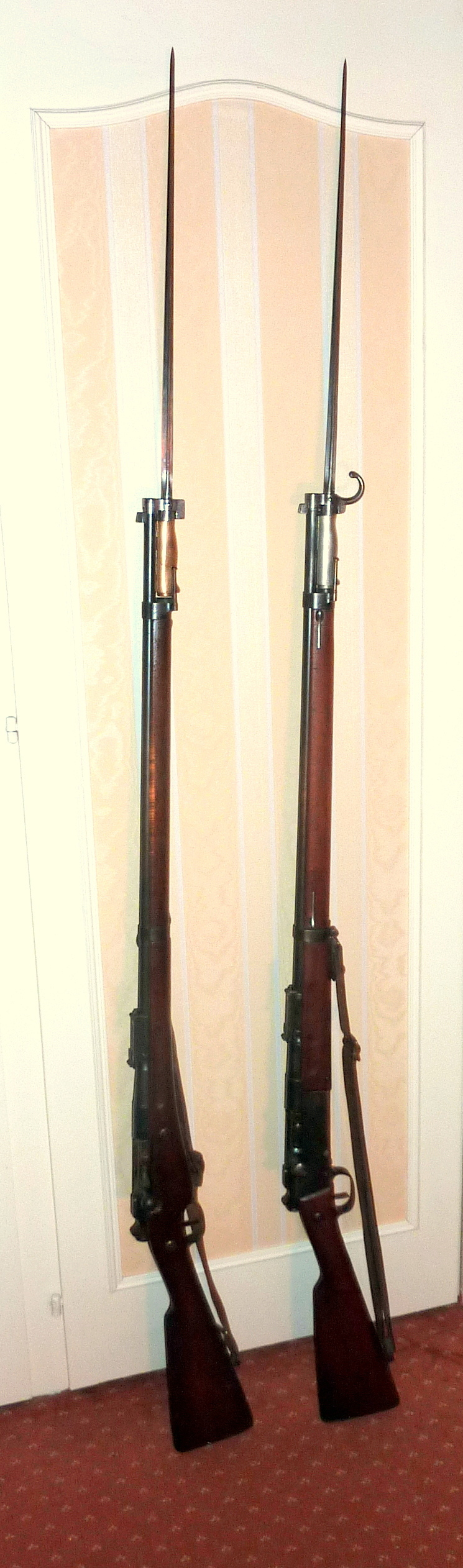 Photos des Fusil Lebel 1886 M 93 Lebel114