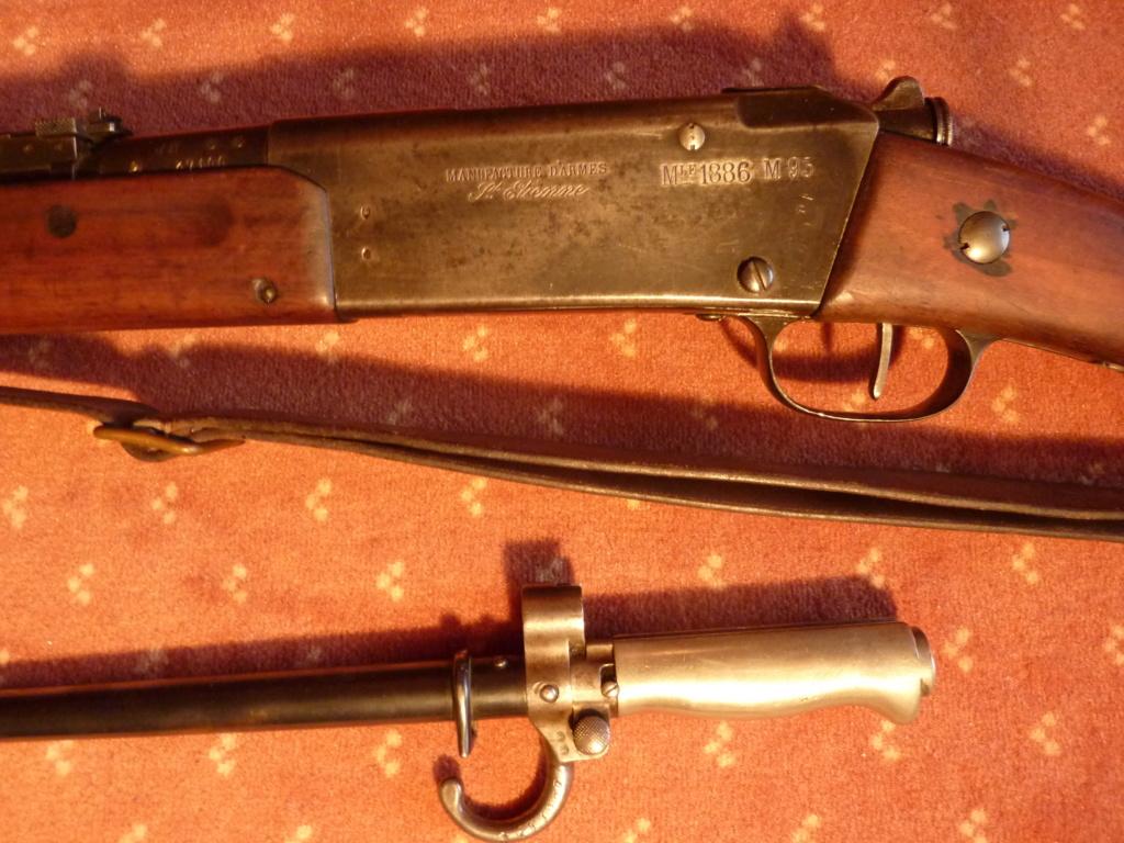 Photos des Fusil Lebel 1886 M 93 Lebel213