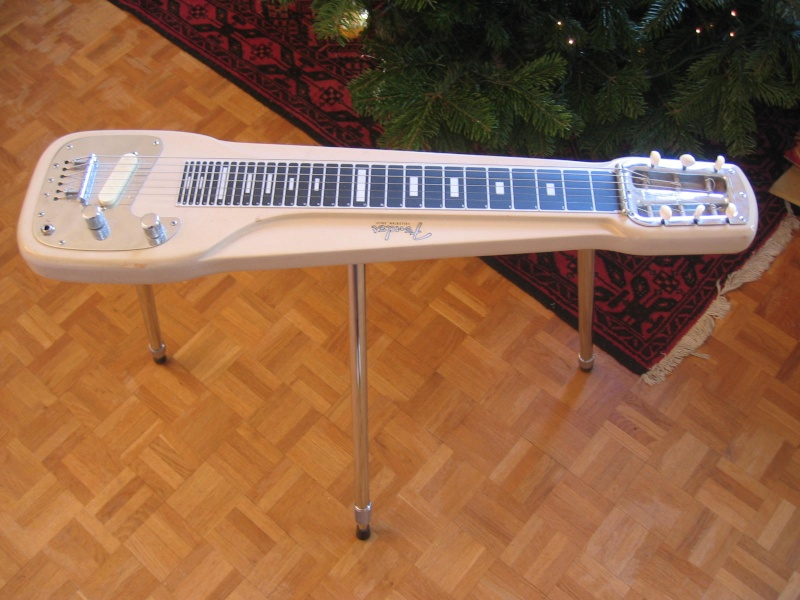 Je vends ma Lap Steel Fender de 1956 (photos et video). Img_5810