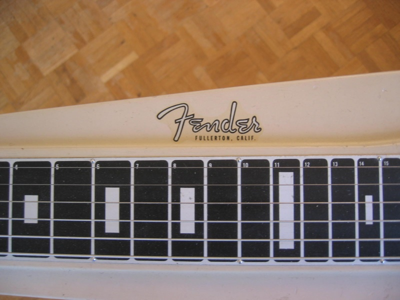 Je vends ma Lap Steel Fender de 1956 (photos et video). Img_5812