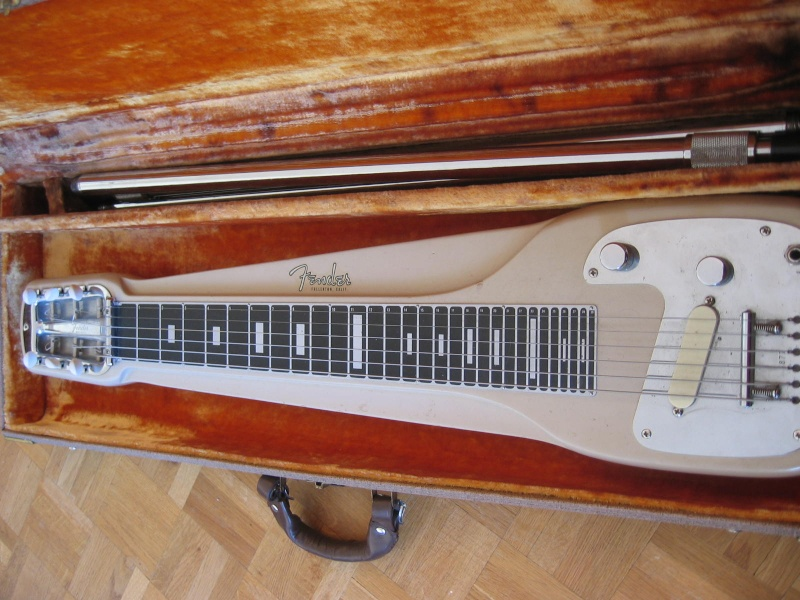 Je vends ma Lap Steel Fender de 1956 (photos et video). Img_5815