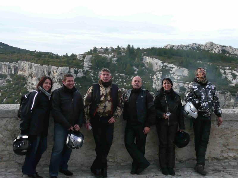 BALADE-Samedi 8 decembre -les baux-st-rémy de provence-Mallemort P1000216